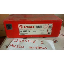 BREMBO  09 5926 20 DISCO FRENO