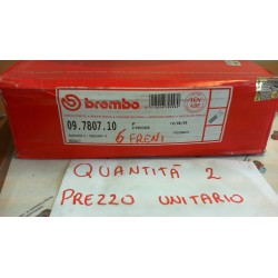 BREMBO  09 7807 10 DISCO FRENO