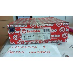 BREMBO  09 7386 10 DISCO FRENO