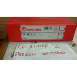BREMBO  09 6932 10 DISCO FRENO