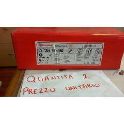 BREMBO  09 7367 14 DISCO FRENO
