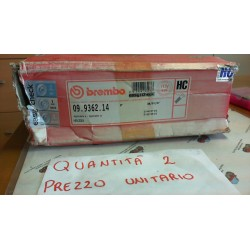 BREMBO  09 9362 14 DISCO FRENO