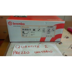 BREMBO  09 9559 14 DISCO FRENO