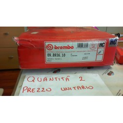 BREMBO  09 8936 10 DISCO FRENO