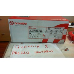 BREMBO  09 A609 10 DISCO FRENO